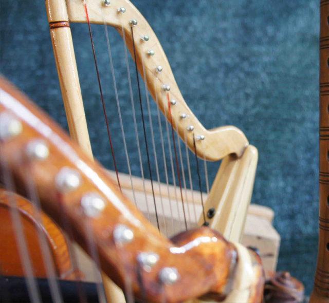 L'arpa e la tradizione musicale