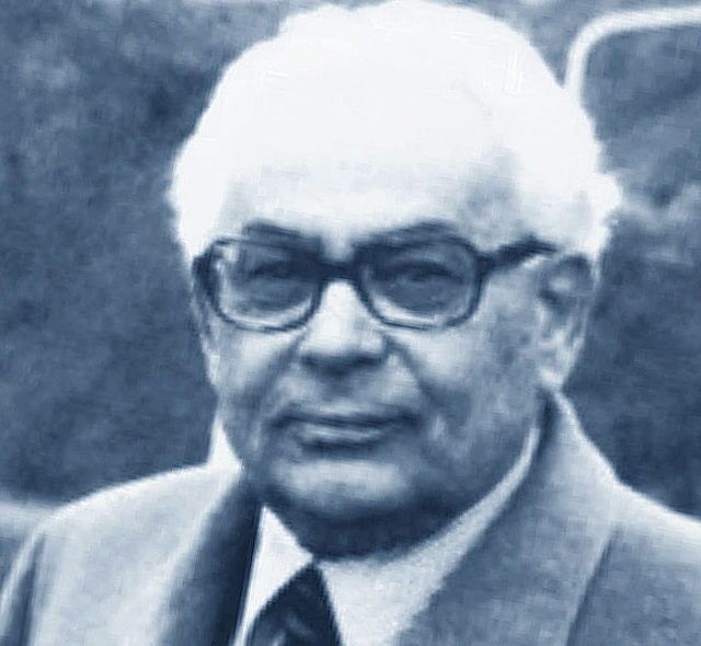 Leonardo Sinisgalli, il poeta ingegnere