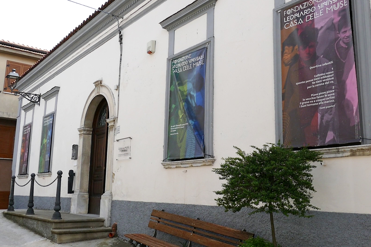 Casa delle Muse - Montemurro