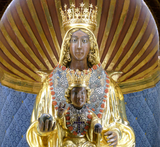 La Madonna nera di Viggiano