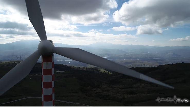 Montemurro dal Drone