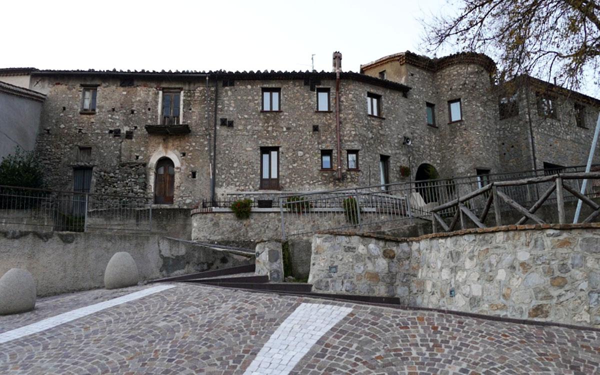 Castello di Marsicovetere