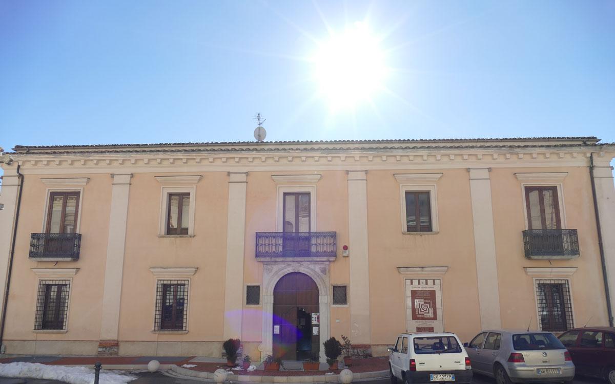 Biblioteca Palazzo Racioppi