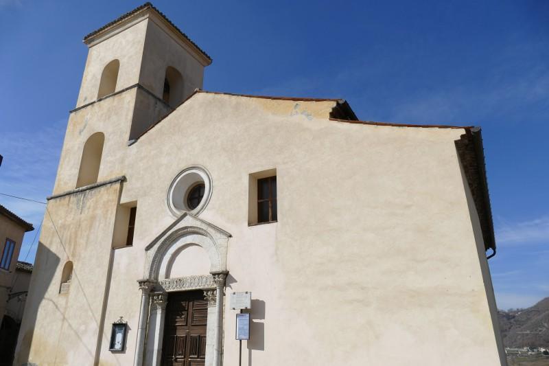 Chiesa di San Michele Arcangelo a Marsico Nuovo