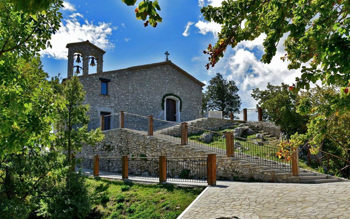 Santuario della Madonna del Monte Saraceno