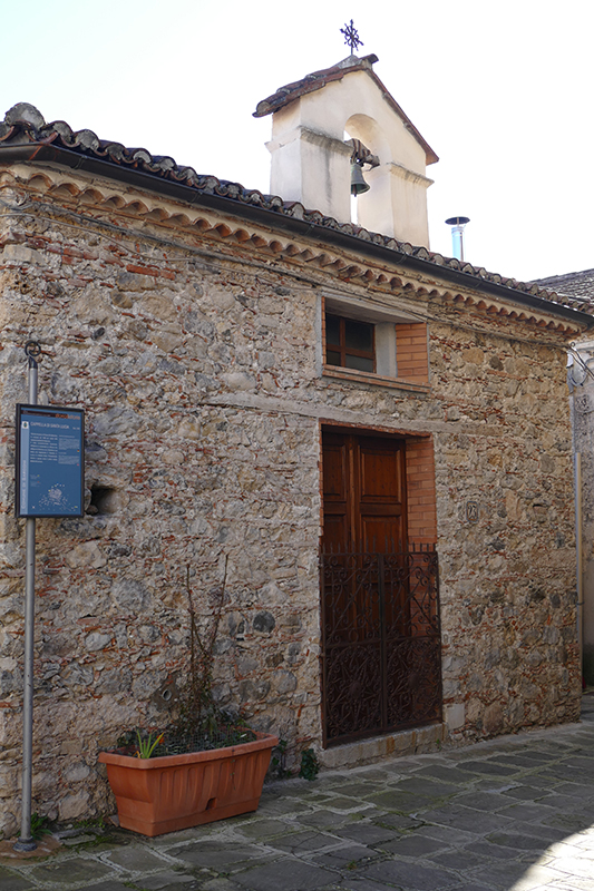 Chiesa Santa Lucia di Sarconi