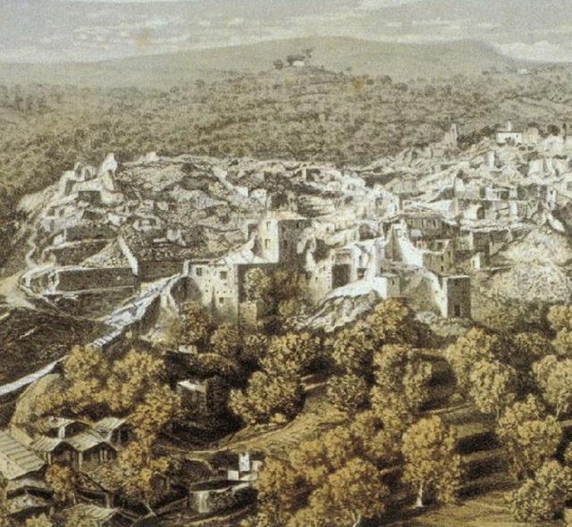 Il grande terremoto del 1857