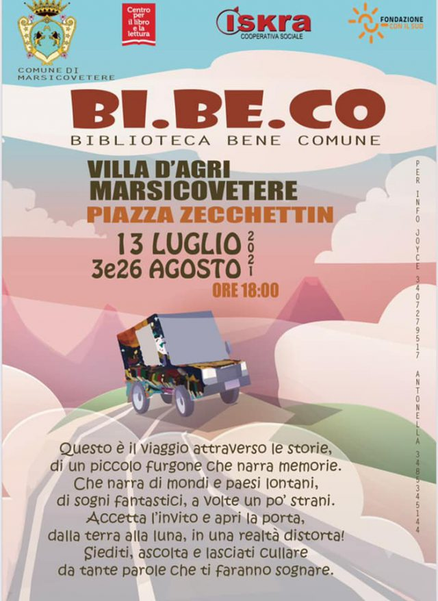 Bi.Be.Co.- Biblioteca Bene Comune