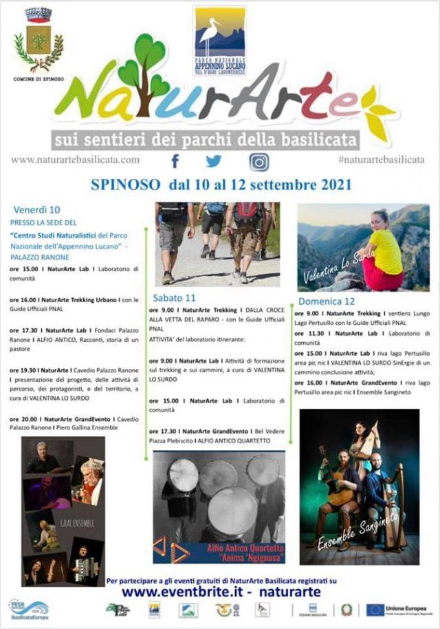 NaturArte a Spinoso